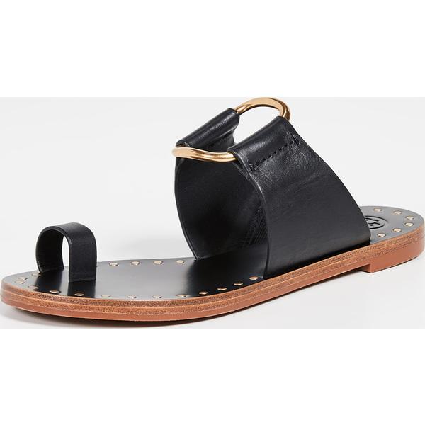 (取寄)トリーバーチ レディース ラヴェッロ スタデッド サンダル Tory Burch Women's Ravello Studded Sandals PerfectBlack