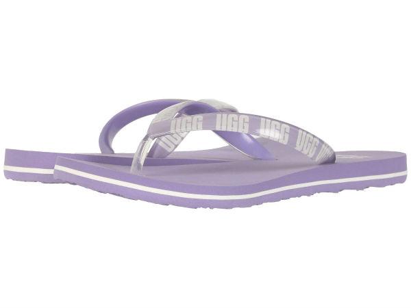 (取寄)アグ レディース シミ グラフィック UGG Women Simi Graphic Purple Zen