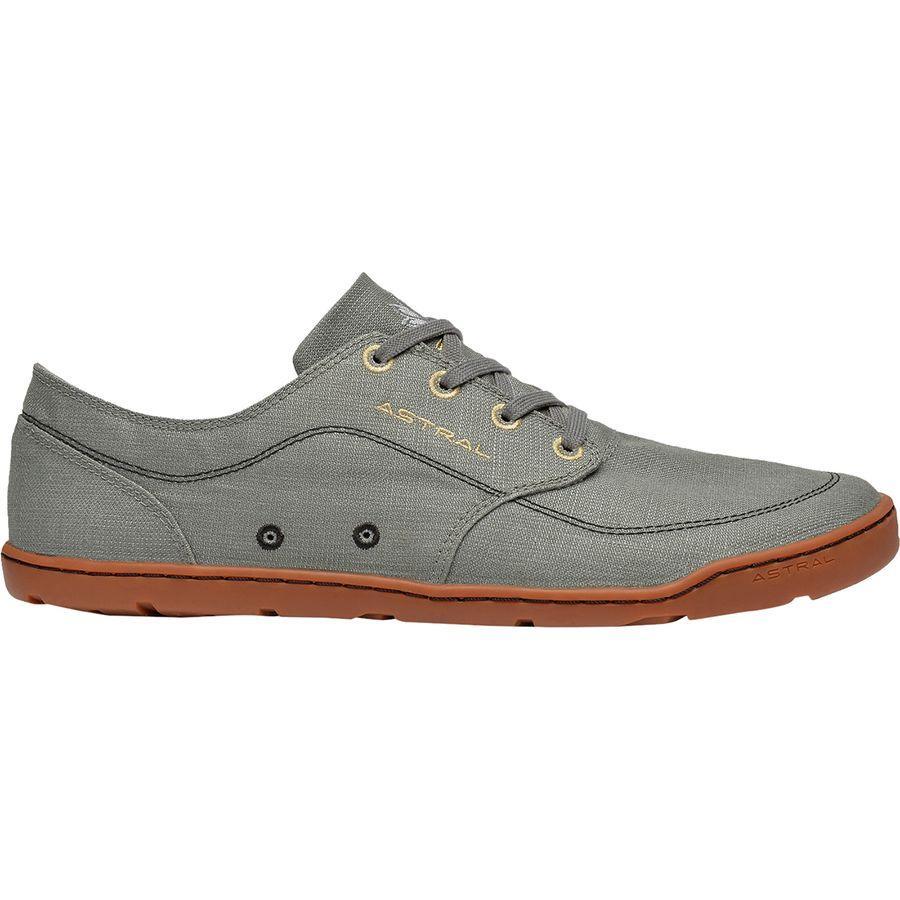 (取寄)アストラル ヘンプ Loyak シューズ Astral Men's Hemp Loyak Shoe Granite Gray