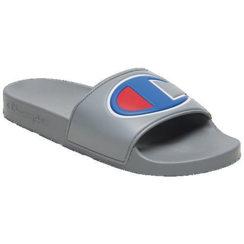 (取寄)チャンピオン メンズ IPO スライド Champion Men's IPO Slide Concrete