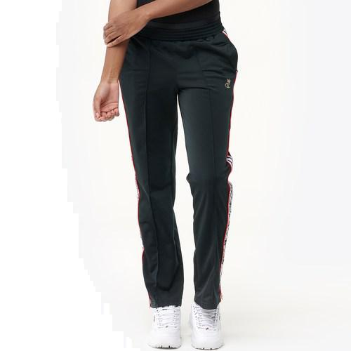 (取寄)チャンピオン レディース トラック パンツ ワイド レッグ Champion Women's Track Pant Wide Leg Black