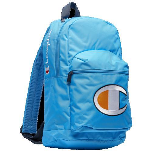 (取寄)チャンピオン スーパーサイズ 2.0 バックパック Champion Supercize 2.0 Backpack Light Blue Active Blue White