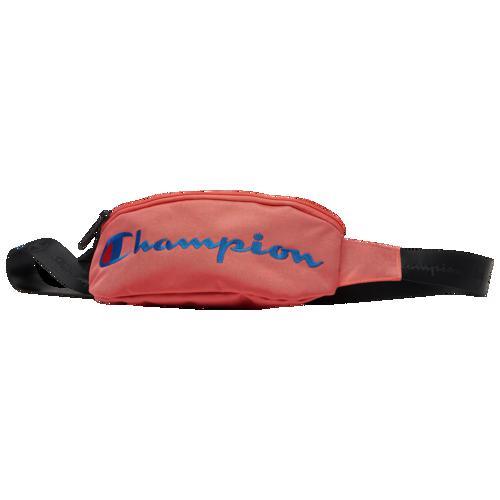 (取寄)チャンピオン プライム スリング パック Champion Prime Sling Pack Coral Groovy Papaya Black