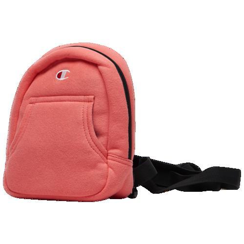 (取寄)チャンピオン リバース ウィーブ ミニ バックパック Champion Reverse Weave Mini Backpack Coral Groovy Papaya N A