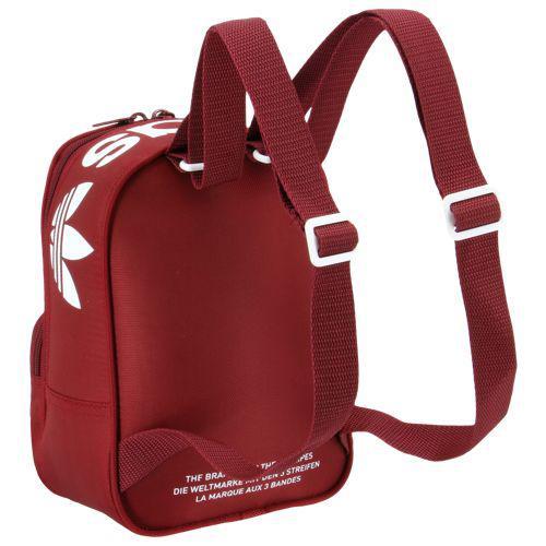 new concept 85494 806b4 Adidas originals rucksack Santiago mini-backpack red adidas Originals  Santiago Mini Backpack