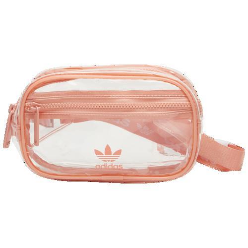 (取寄)アディダス オリジナルス クリア ウェイスト パック adidas Originals Clear Waist Pack Pink