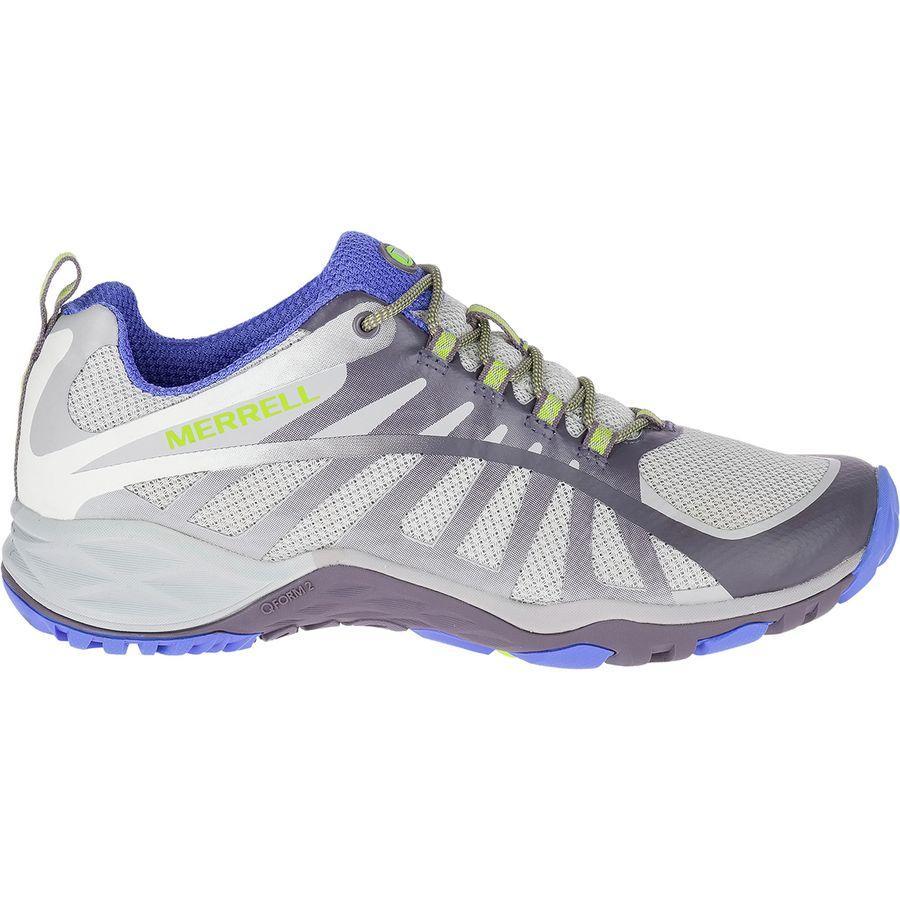【クーポンで最大2000円OFF】(取寄)メレル レディース サイレン エッジ Q2 ハイキングシューズ Merrell Women Siren Edge Q2 Hiking Shoe Vapor