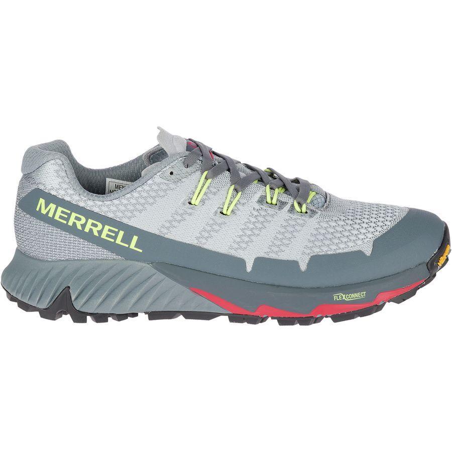 【クーポンで最大2000円OFF】(取寄)メレル メンズ アジリティ ピーク フレックス 3トレイル ランニングシューズ Merrell Men's Agility Peak Flex 3 Trail Running Shoe High Rise