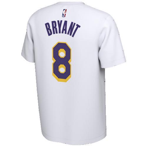 (取寄)ナイキ メンズ NBA コービー マンバ デイ Tシャツ ロサンゼルス レーカーズ Nike Men's NBA Kobe Mamba Day T-Shirt Name & Number