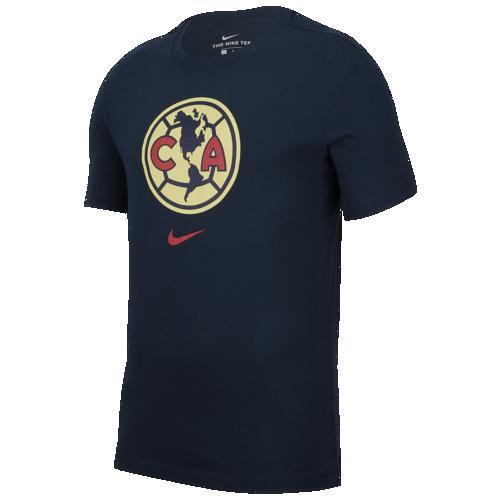 (取寄)ナイキ メンズ サッカー エバーグリーン クレスト Tシャツ Nike Men's Soccer Evergreen Crest T-Shirt Armory Blue