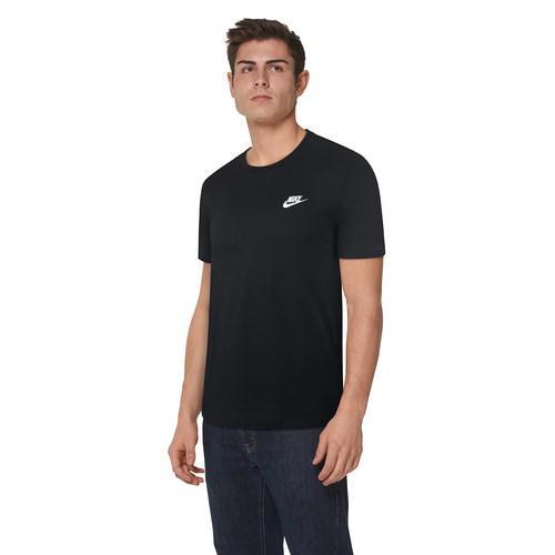 (取寄)ナイキ メンズ スウッシュ ギャング Tシャツ Nike Men's Swoosh Gang T-Shirt Black