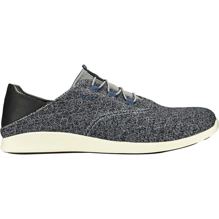 (取寄)オルカイ メンズ AlapaLi シューズ Olukai Men's Alapa Li Shoe Charcoal/Charcoal