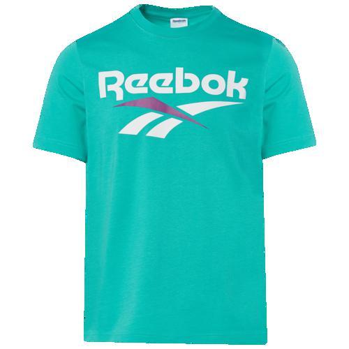 (取寄)リーボック メンズ ベクター Tシャツ Reebok Men's Vector T-Shirt Timeless Teal