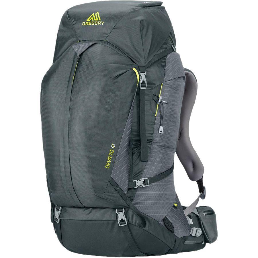 【クーポンで最大2000円OFF】(取寄)グレゴリー レディース ディーバ GZ70L バックパック Gregory Women Deva GZ 70L Backpack Volt Grey