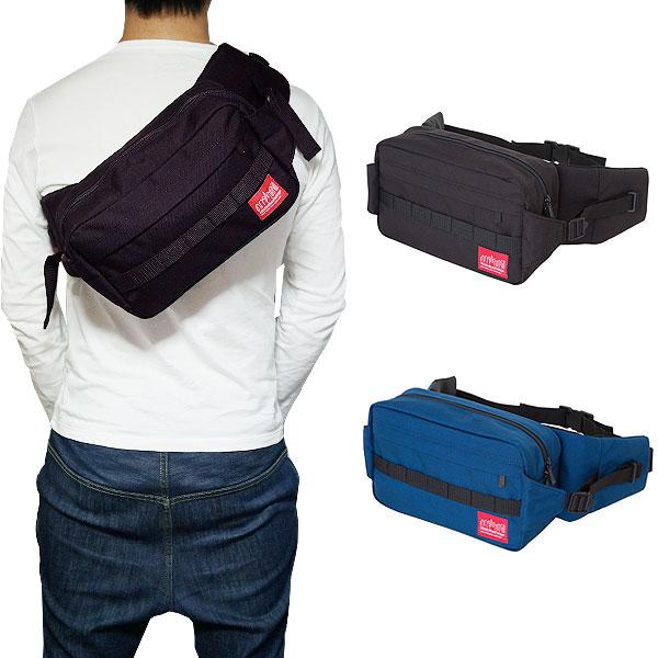 マンハッタンポーテージ ウエスト バッグ 1104 スポーク ボディバッグ Manhattan Portage Spoke Waist Bag