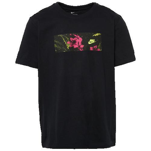 (取寄)ナイキ メンズ ピンク ライムエード Tシャツ Nike Men's Pink Limeade T-Shirt Black Pink