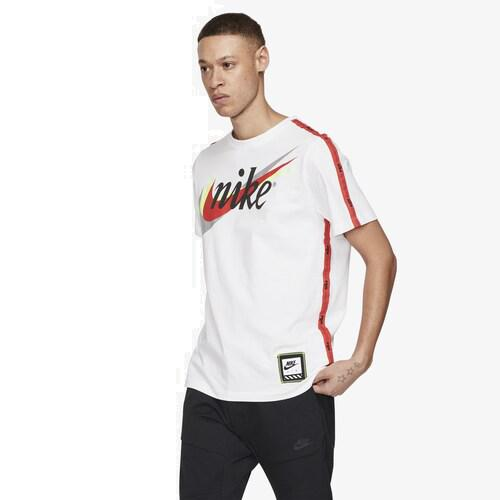 (取寄)ナイキ メンズ レトロ フューチャー タピ Tシャツ Nike Men's Retro Future Tapi T-Shirt White