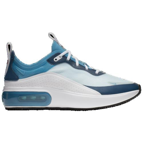 (取寄)ナイキ レディース エア マックス ディア SE Nike Men's Air Max Dia SE White Dark Turquoise Blue Force White Black