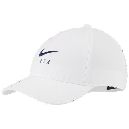 (取寄)ナイキ H86 キャップ Nike H86 Cap White Blue Void