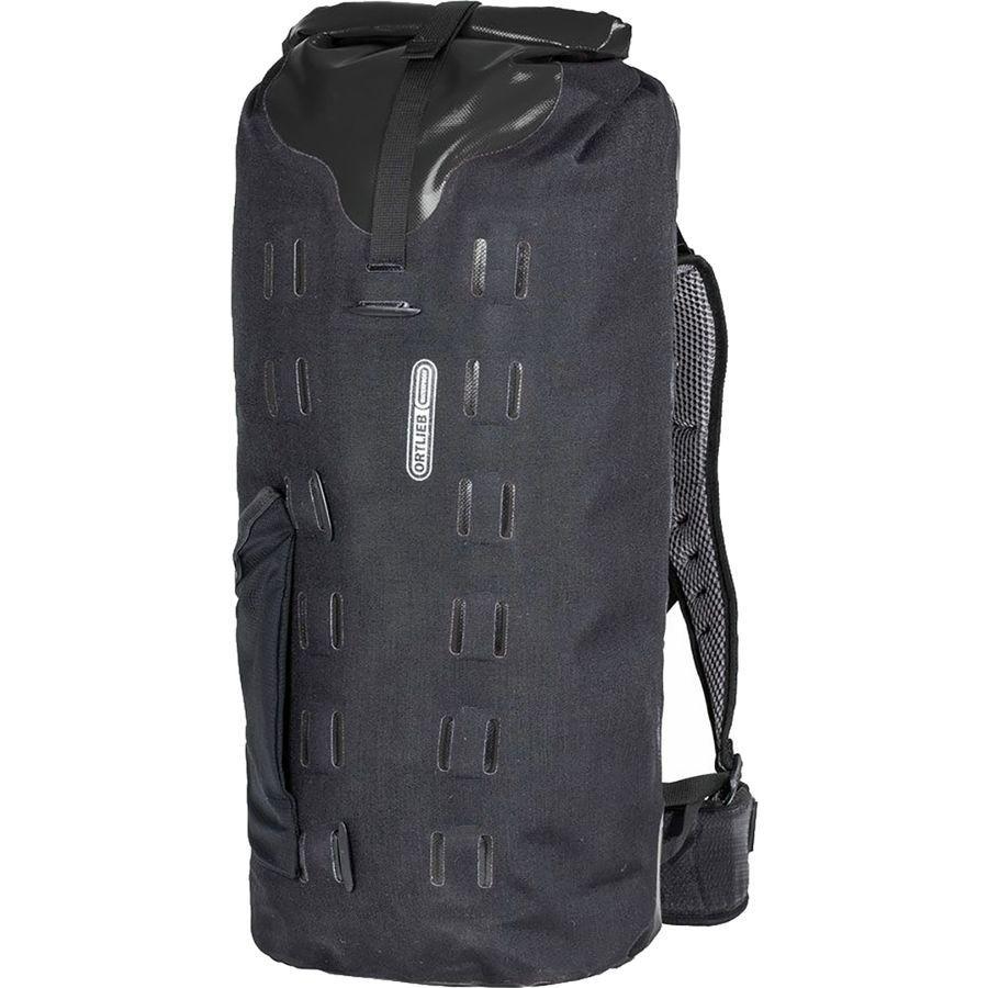 (取寄)オルトリーブ ユニセックス ギア パック Ortlieb Men's Gear Pack Black