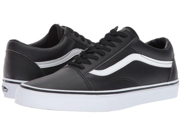 (取寄)Vans(バンズ) スニーカー オールド スクール ユニセックス メンズ レディース Vans Unisex Old Skool (Classic Tumble) Black/True White