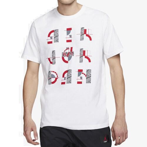 (取寄)ジョーダン メンズ レトロ 4 Tシャツ Jordan Men's Retro 4 T-Shirt White