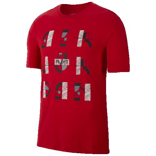 (取寄)ジョーダン メンズ レトロ 4 Tシャツ Jordan Men's Retro 4 T-Shirt University Red