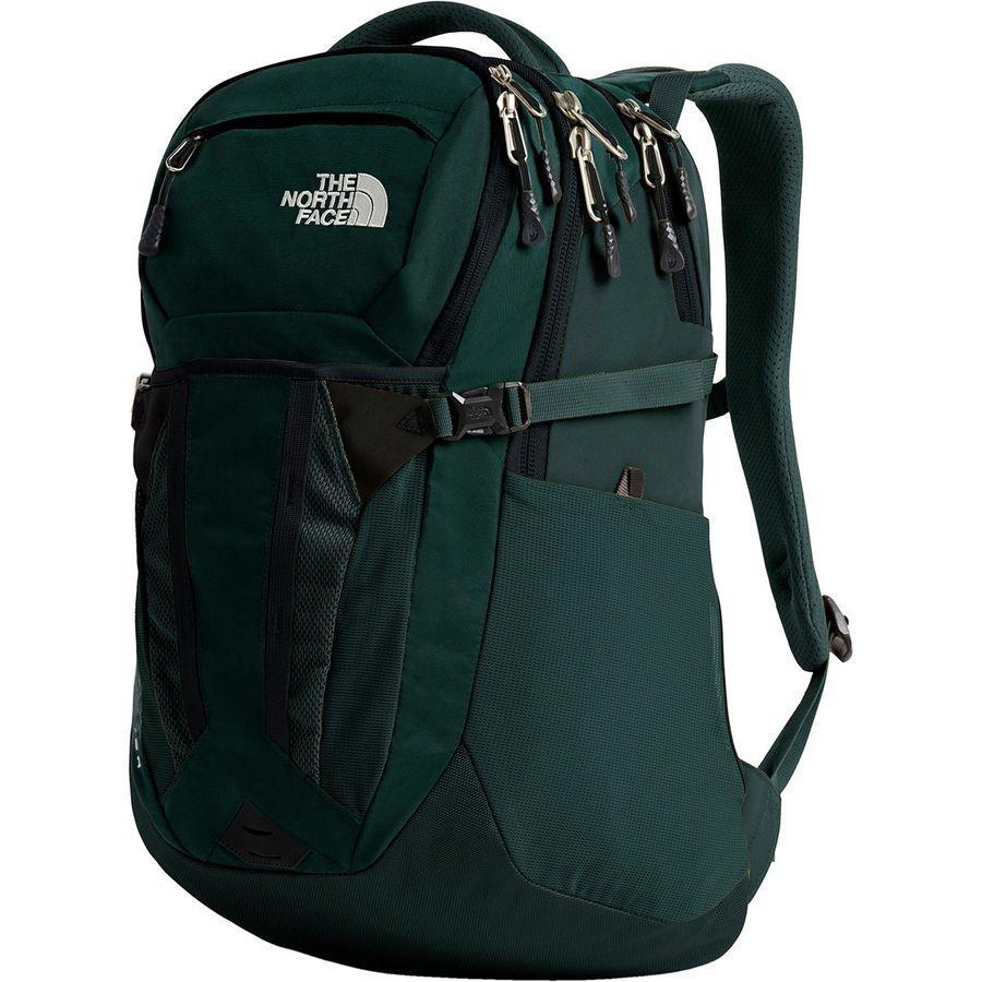 (取寄)ノースフェイス リーコン 30L バックパック The North Face Men's Recon 30L Backpack Ponderosa Green/Tnf Black