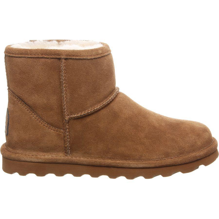 (取寄)ベアパウ レディース アリッサ ブーツ Bearpaw Women Alyssa Boot Hickory