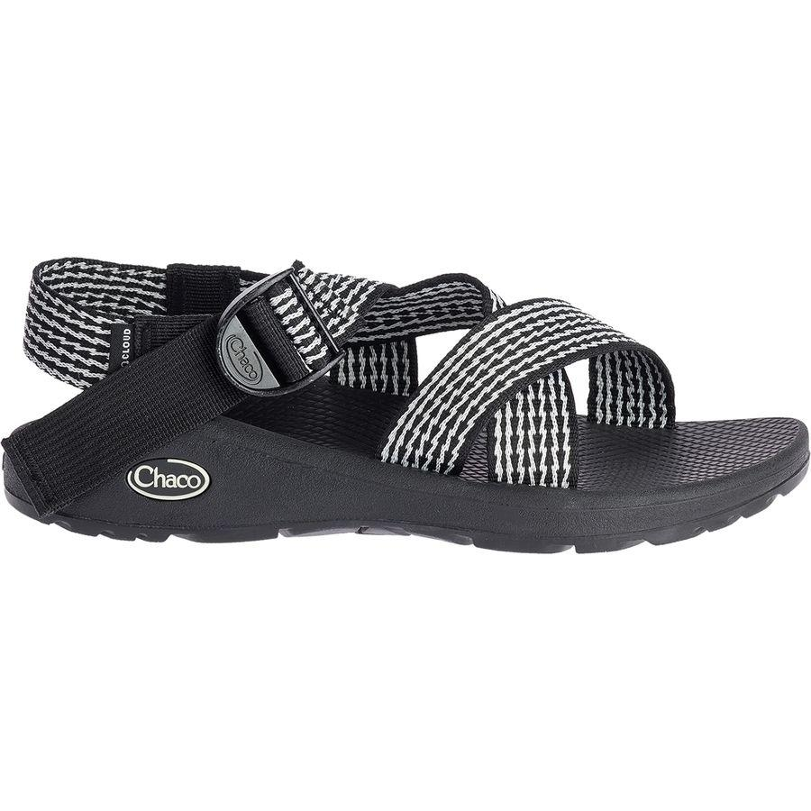 (取寄)チャコ レディース メガ Zクラウド サンダル Chaco Women Mega Z Cloud Sandal Prong Black