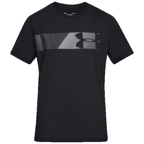 (取寄)アンダーアーマー メンズ ファスト レフト チェック 2.0 Tシャツ Underarmour Men's Fast Left Check 2.0 T-Shirt Black Pitch Grey