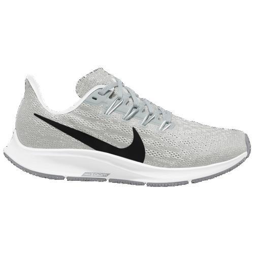 (取寄)ナイキ レディース エア ズーム ペガサス 36 Nike Women's Air Zoom Pegasus 36 Platinum Tint Black Wolf Grey Pure Platinum