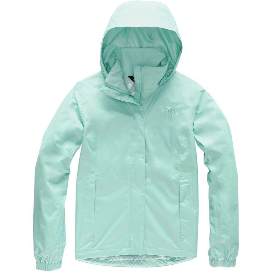 【クーポンで最大2000円OFF】(取寄)ノースフェイス レディース リゾルブ 2 フーデッド ジャケット The North Face Women Resolve 2 Hooded Jacket Windmill Blue