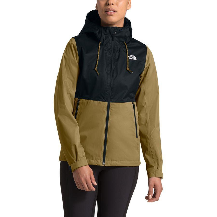 (取寄)ノースフェイス レディース アロウッド トリクラメイト フーデッド 3-In-1 ジャケット The North Face Women Arrowood Triclimate Hooded 3-In-1 Jacket British Khaki/Tnf Black