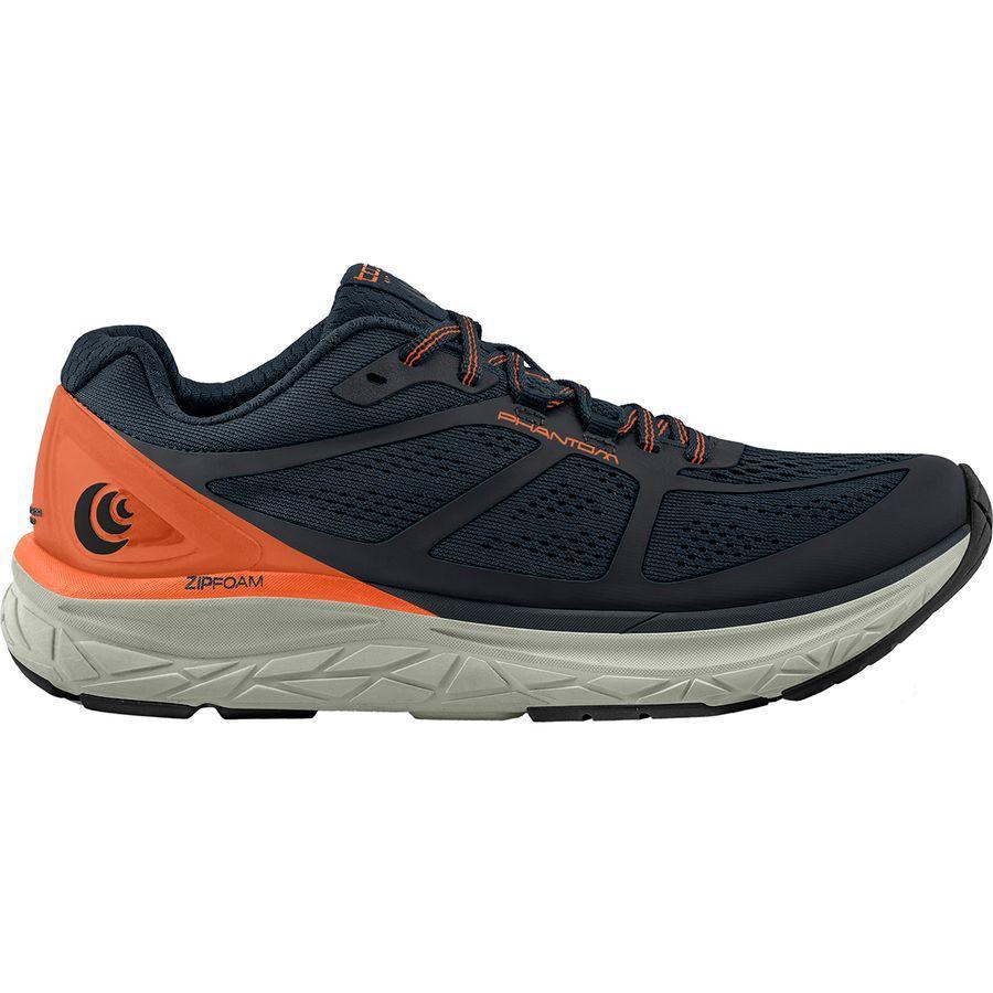 (取寄)トポアスレチック メンズ ファントム ランニングシューズ Topo Athletic Men's Phantom Running Shoe Navy/Orange