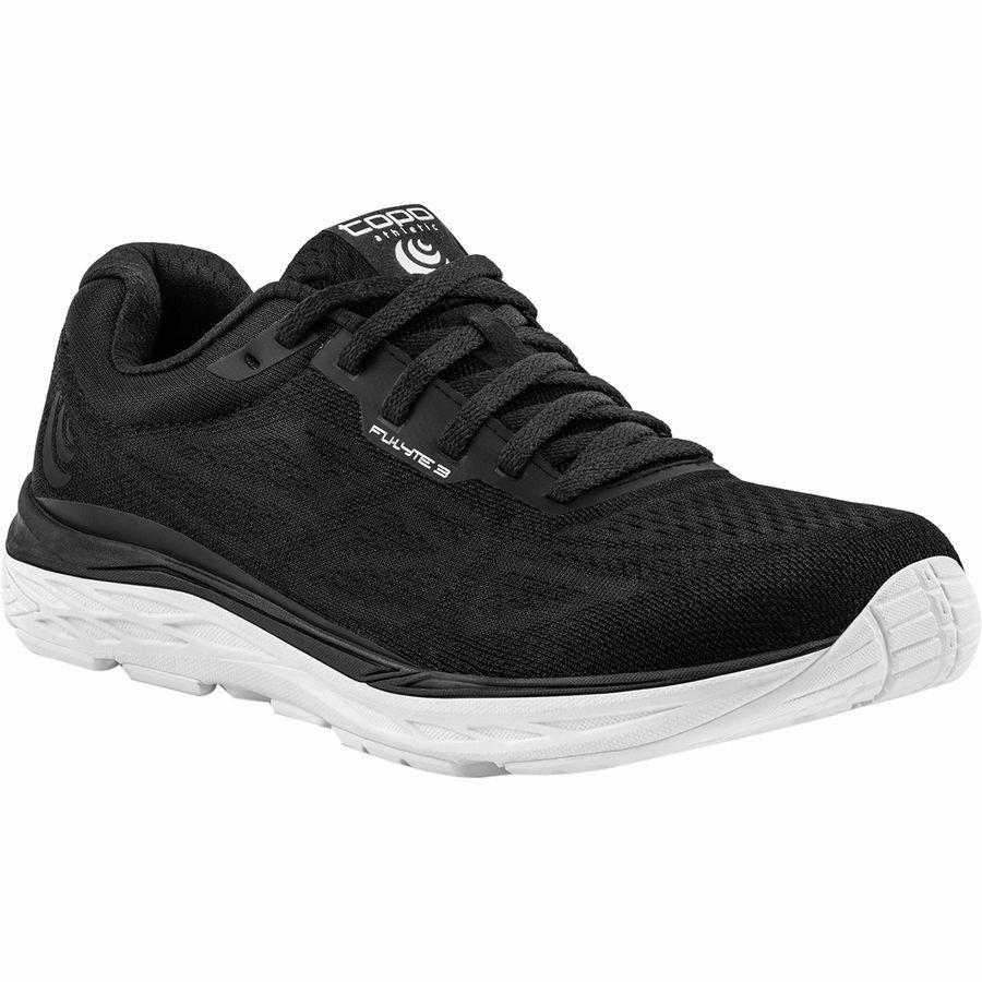 【クーポンで最大2000円OFF】(取寄)トポアスレチック レディース Fli-Lyte3 ランニングシューズ Topo Athletic Women Fli-Lyte 3 Running Shoe Black/White