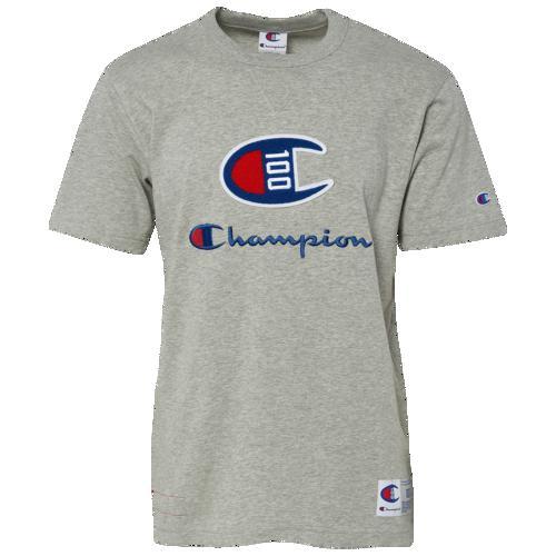 (取寄)チャンピオン メンズ センチュリー ショートスリーブ Tシャツ Champion Men's Century S/S T-Shirt Oxford Grey