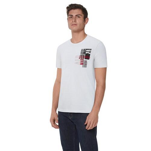 (取寄)ジョーダン ジャンプマン モト Tシャツ Jordan Jumpman Moto T-Shirt White Black Gym Red