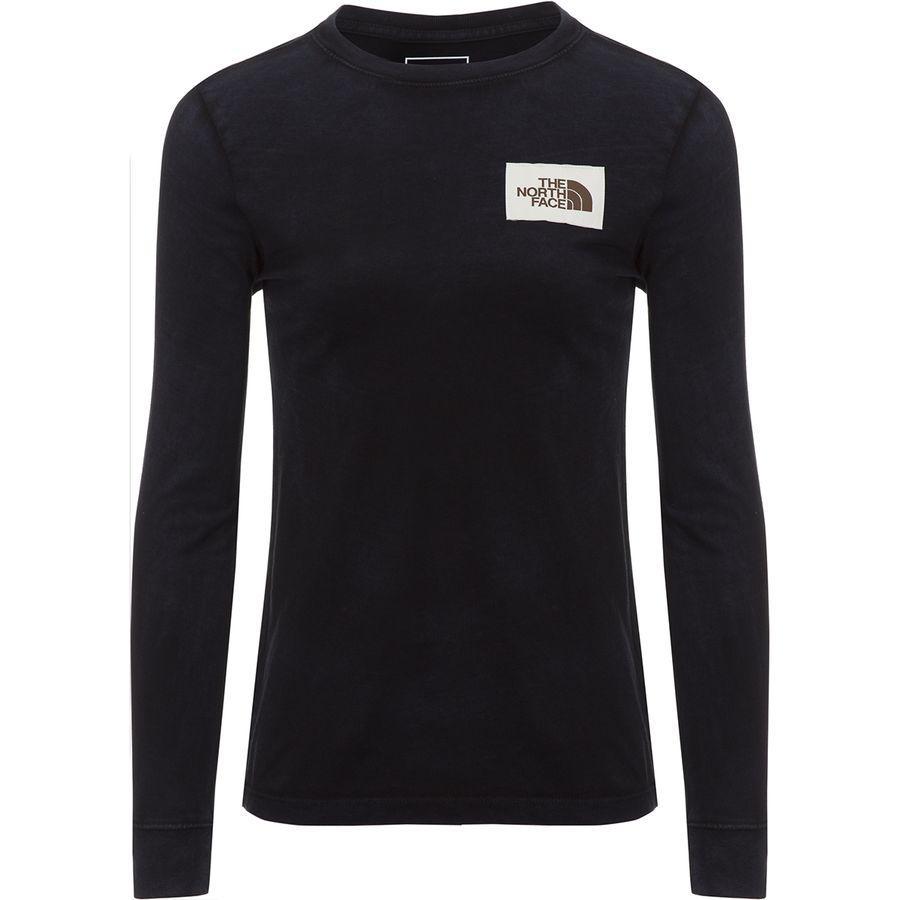 (取寄)ノースフェイス レディース Sun プレイグ ロングスリーブ ロングスリーブ Tシャツ The North Face Women Sun Plague Long-Sleeve T-Shirt Tnf Black