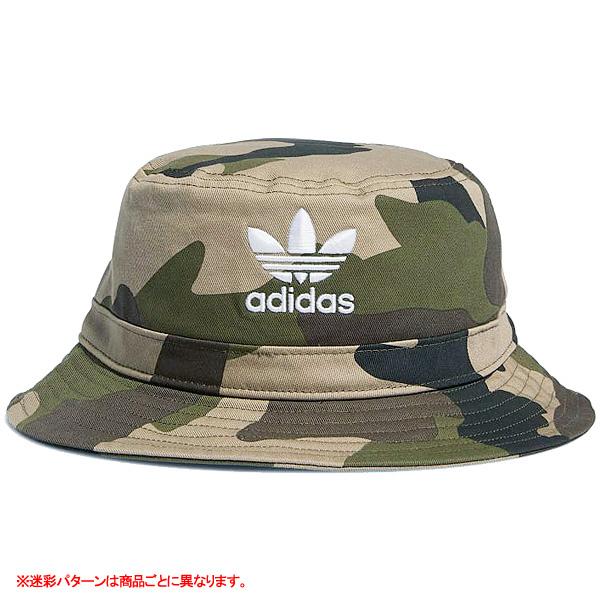 アディダス オリジナルス カモ バケット ハット 帽子 adidas Originals Camo Bucket Hat