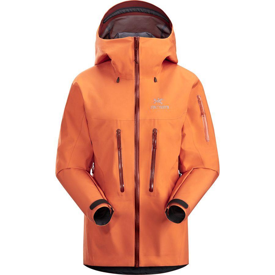 【クーポンで最大2000円OFF】(取寄)アークテリクス レディース アルファ SV ジャケット Arc'teryx Women Alpha SV Jacket Awestruck