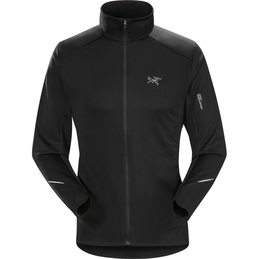 【クーポンで最大2000円OFF】(取寄)アークテリクス メンズ トリノ ジャケット Arc'teryx Men's Trino Jacket Black/Black