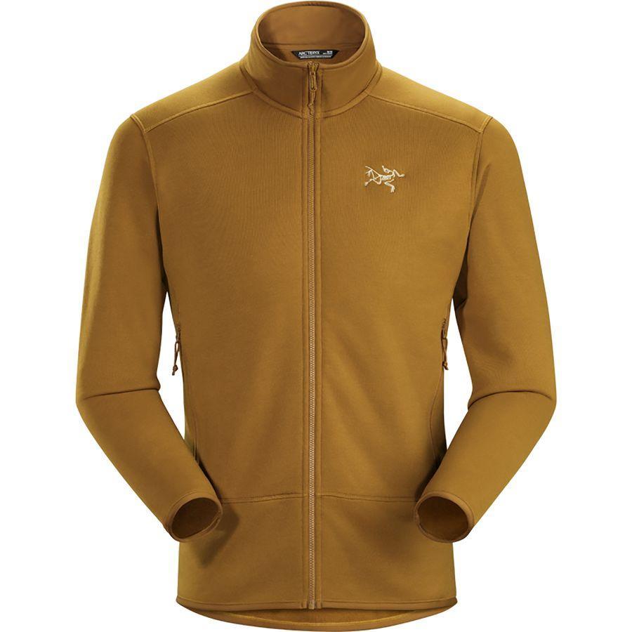【クーポンで最大2000円OFF】(取寄)アークテリクス メンズ カイヤナイト フリース ジャケット Arc'teryx Men's Kyanite Fleece Jacket Yukon
