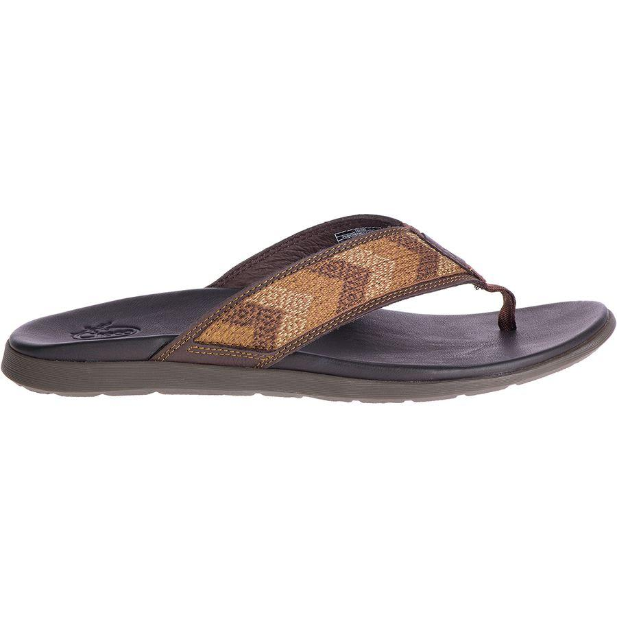 (取寄)チャコ メンズ マーシャル フリップ フロップ Chaco Men's Marshall Flip Flop Bind Java