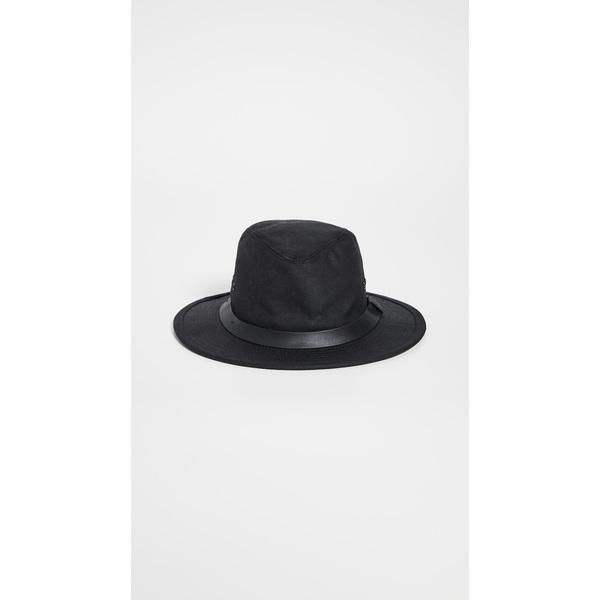(取寄)フィルソン ティン パッカー ハット FILSON Tin Packer Hat Black