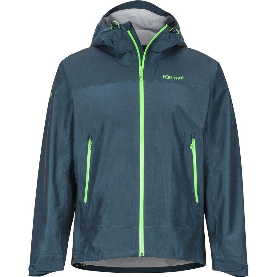 【マラソン ポイント10倍】(取寄)マーモット メンズ イクリプス ジャケット Marmot Men's Eclipse Jacket Denim