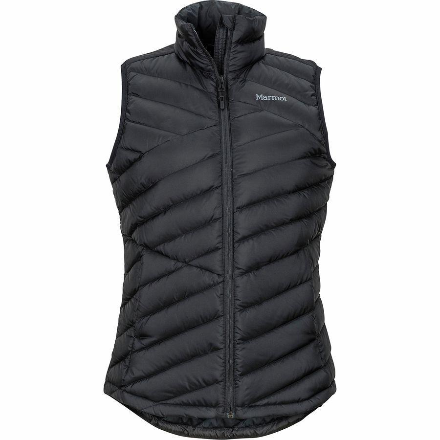【クーポンで最大2000円OFF】(取寄)マーモット レディース ハイランダー ベスト Marmot Women Highlander Vest Black