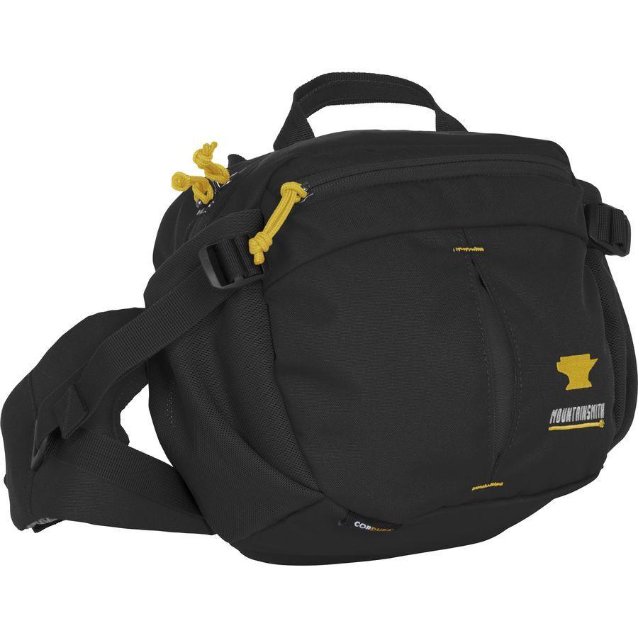 (取寄)マウンテンスミス ユニセックス ドリフト 6Lランバー パック Mountainsmith Men's Drift 6L Lumbar Pack Heritage Black