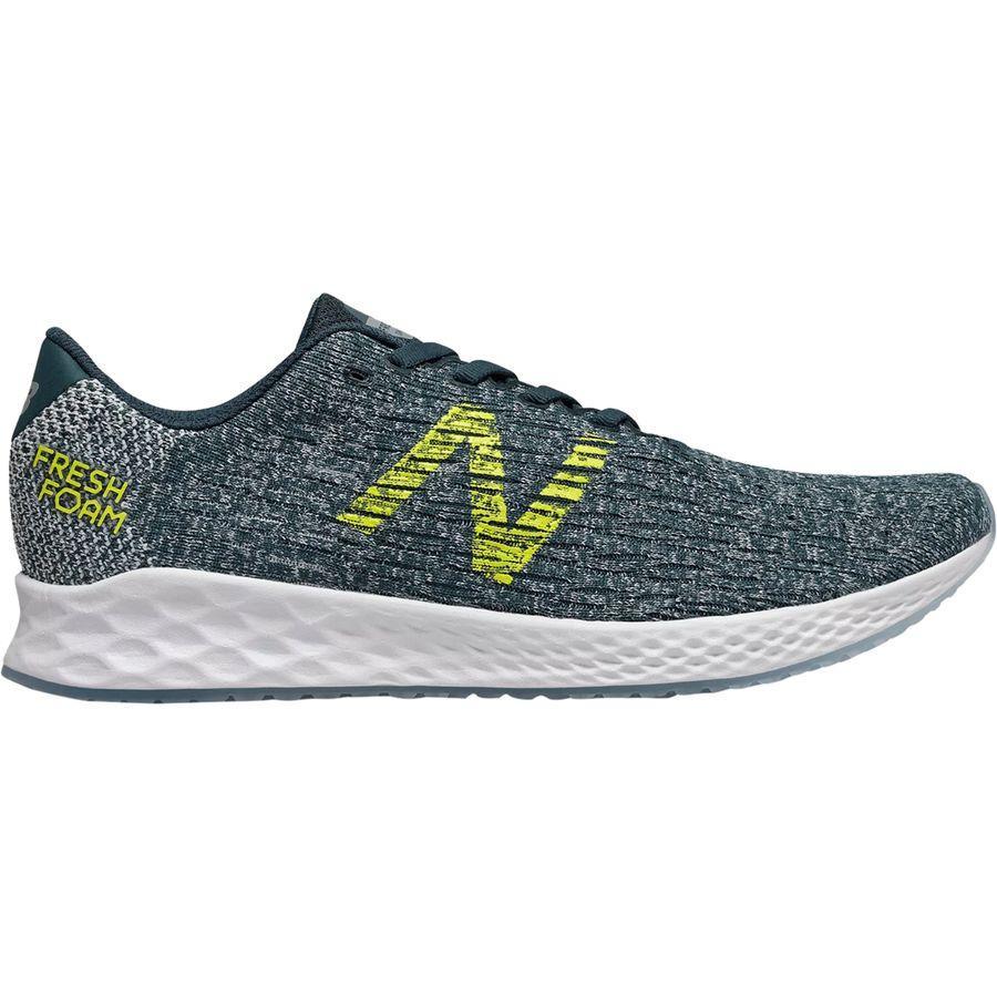 (取寄)ニューバランス メンズ フレッシュ フォーム ザンテ パスート ランニングシューズ New Balance Men's Fresh Foam Zante Pursuit Running Shoe Orion Blue/Supercell/Sulphur Yellow