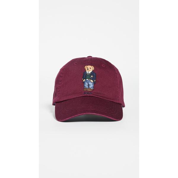 Polo Ralph Lauren ポロ ラルフローレン キャップ 帽子 Cap ブランド (取寄)ポロ ラルフローレン St. アンドリュー ベアー キャップ Polo Ralph Lauren St. Andrews Bear Cap ClassicWine